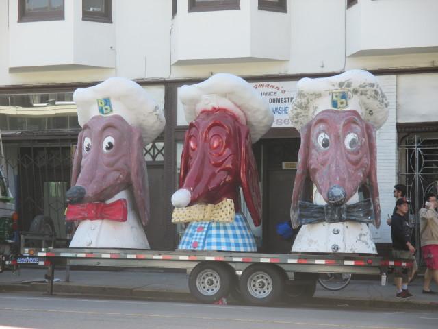SNAP: Dirty Doggies on Valencia Street
