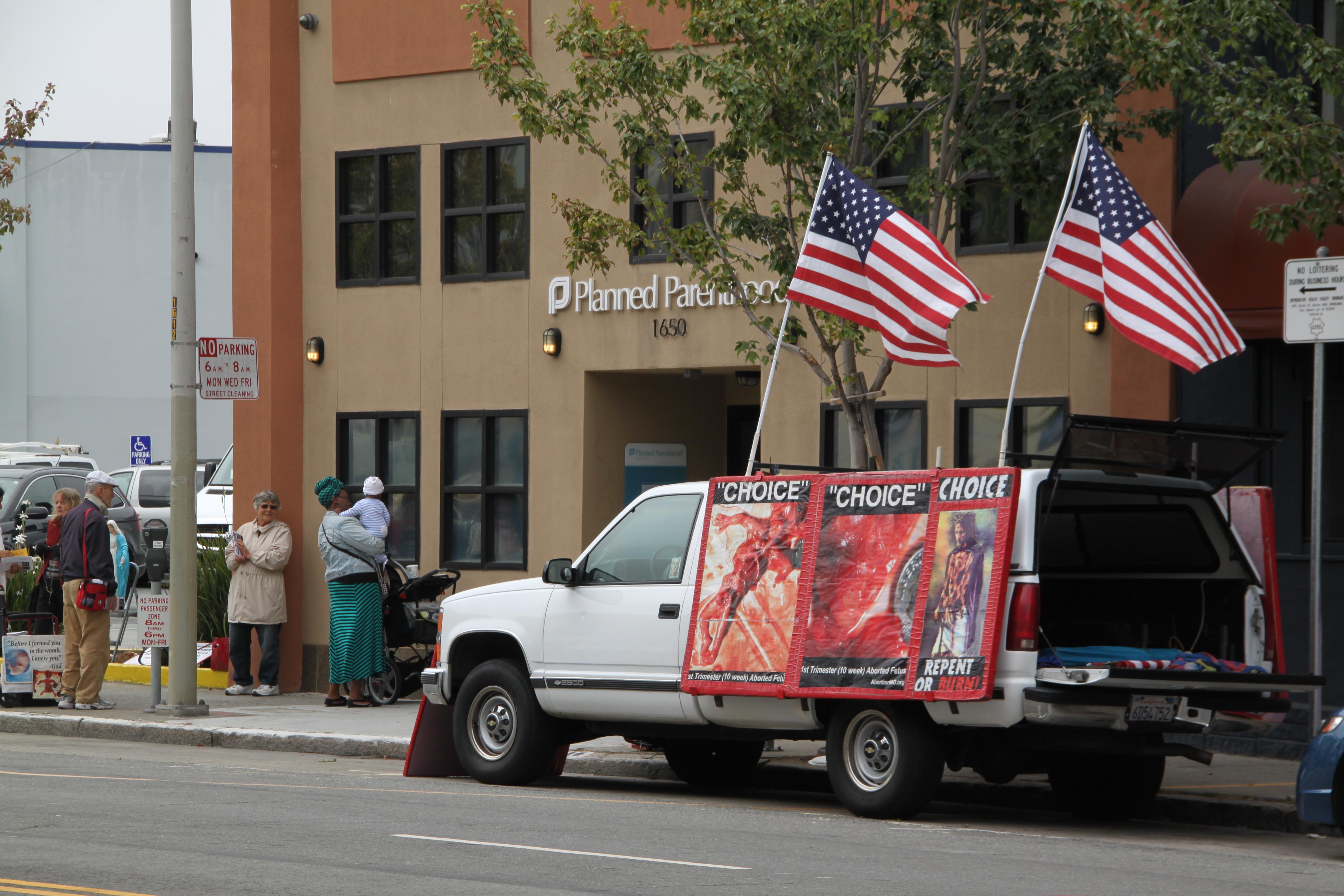 Uncertain Future: SF's Abortion Clinic Buffer Zones