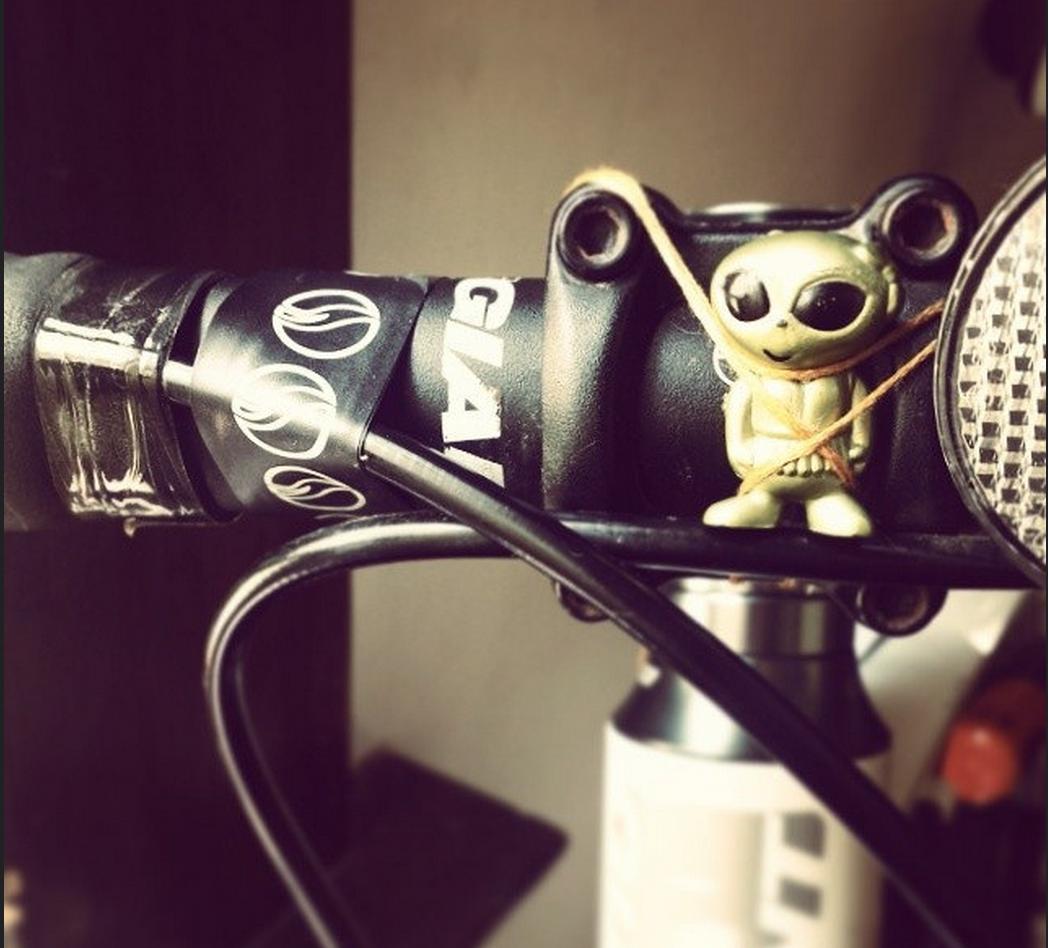 New bike companion by By La Eneida