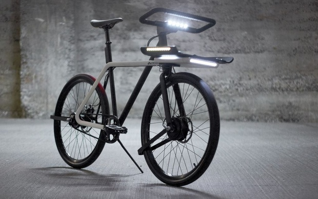 """Denny,"" the winning design from the Bike Design Project. Photo courtesy of the Bike Design Project."