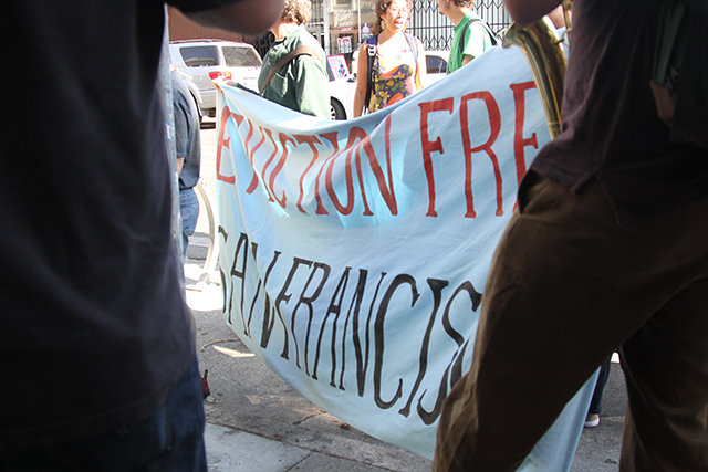 COVID-19: San Francisco eviction cases continue, while rest of Superior Court shuts down