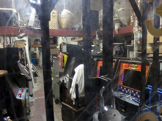 SNAP:  Video Game Graveyard