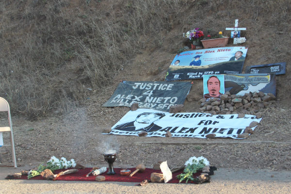 City Must Reveal Officer Names in Nieto Shooting