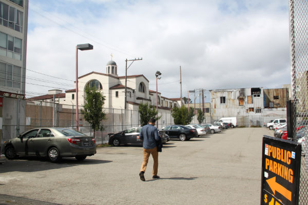 New Development Proposed for 14th and Stevenson