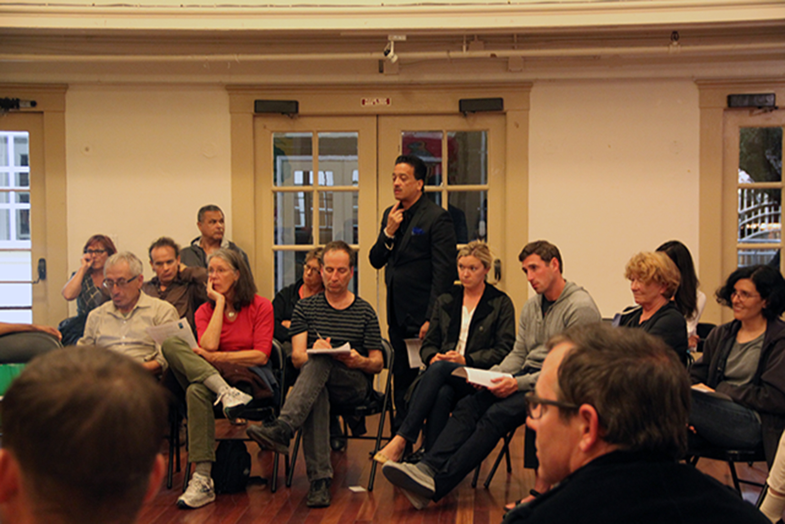 Community Meeting = Complaints + (Some) Solutions