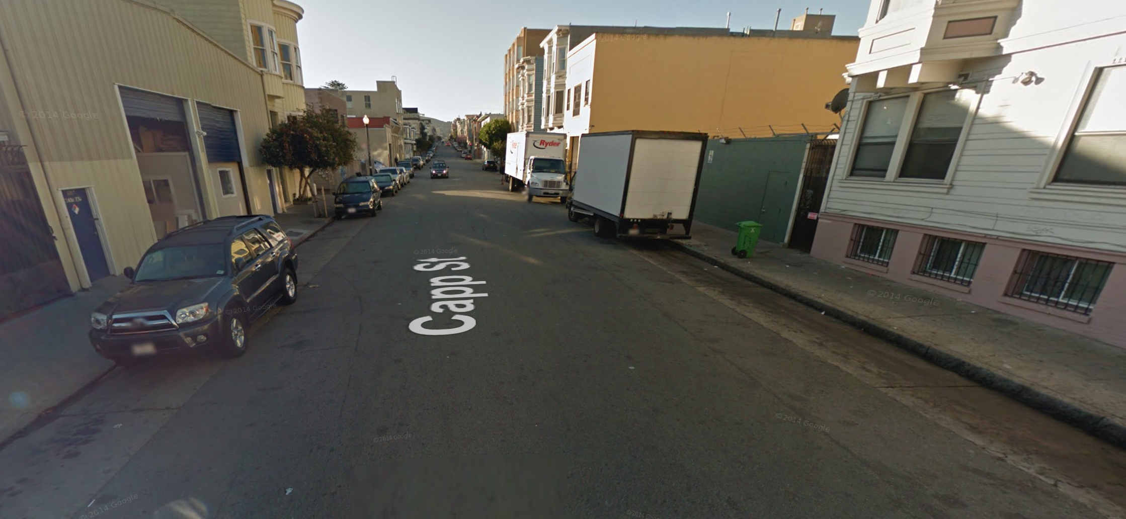30-Year-Old Woman Found Unconscious on Capp St. (Update)