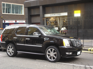 Photo of Escalade from 2007.  Michi 1308