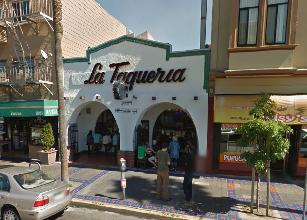 La Taqueria Wins Burrito Bracket, Surprising No One
