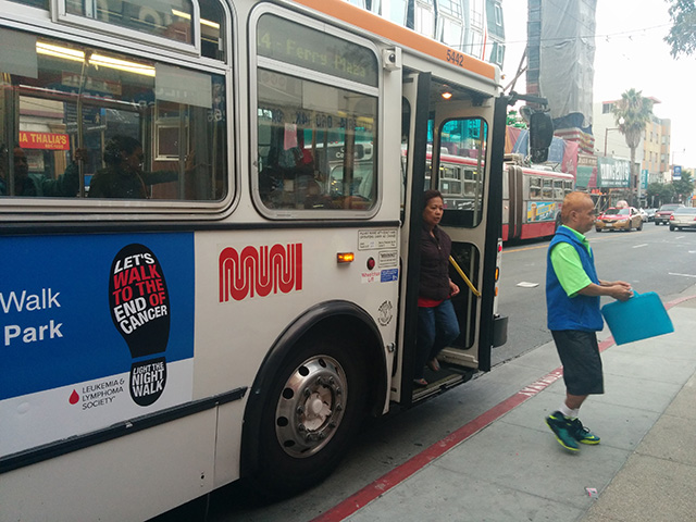 Extra 25 Cents Irks Muni Riders Unhappy With Service