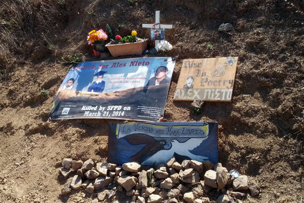 Nieto Died from at least 10 Bullets from SFPD