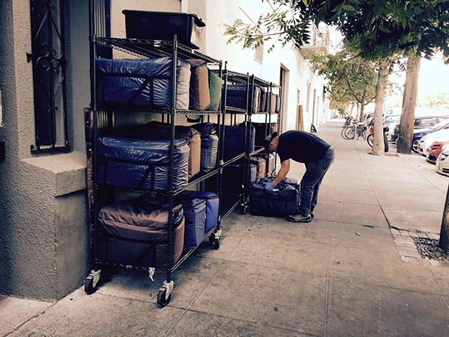 Munchery, New Retail for Timbuk2 and Developing a Conformable Gas Tank