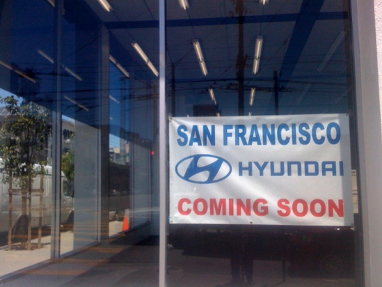 Hyundai Dealer Leaves the Mission