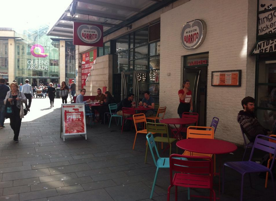Mission-Style Burrito Continues UK Dominance