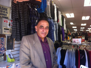 Norm Kumar owns the House of Jeans and is getting ready to retire.
