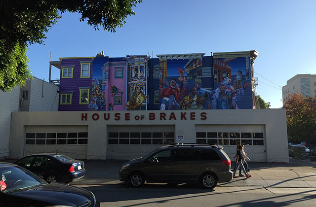 The Carnaval Mural – It's Back!