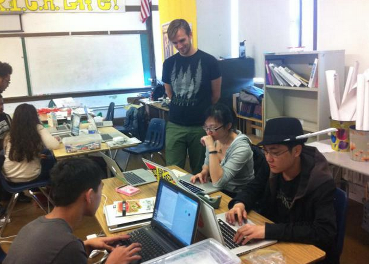 Support A Hacker Lab at Mission High
