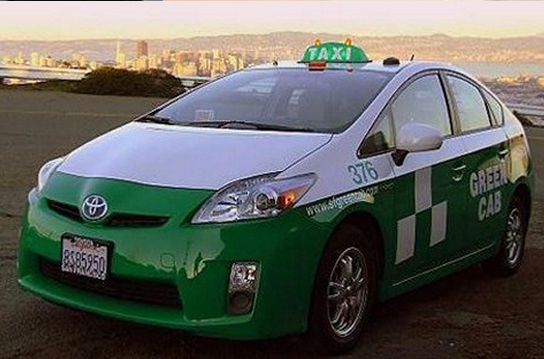 SF Green Cab Business On the Edge of Collapse