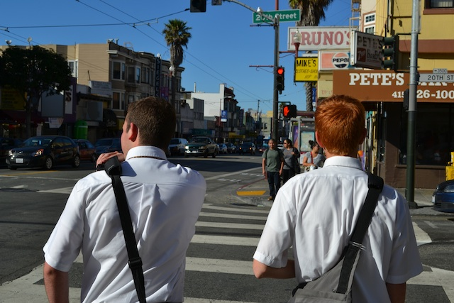 On Mission in the Mission: Meet the Mormons