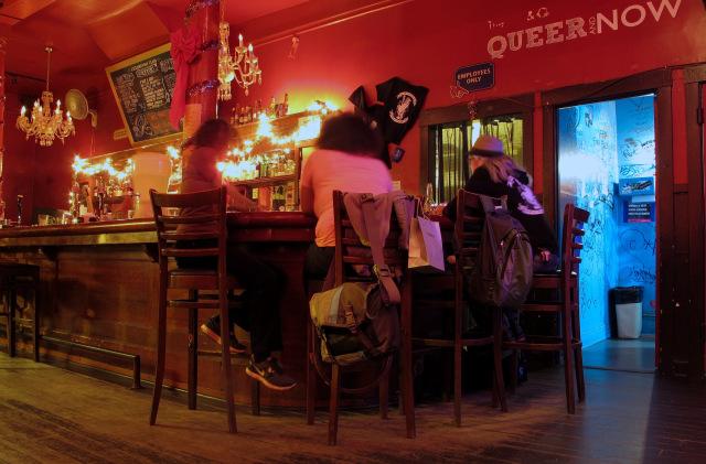 Is San Francisco Post Gay Bar?