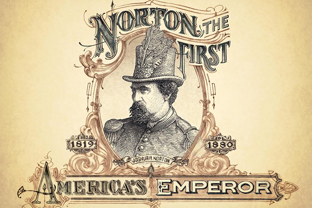 Emperor Norton Party at 20 Mission Tonight