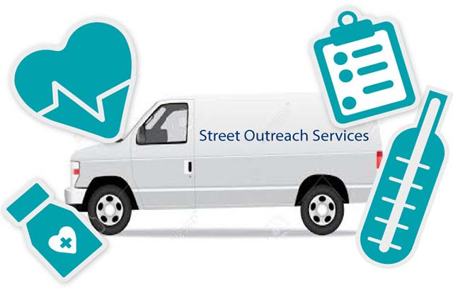An Inside Look at the Street Outreach Services Van