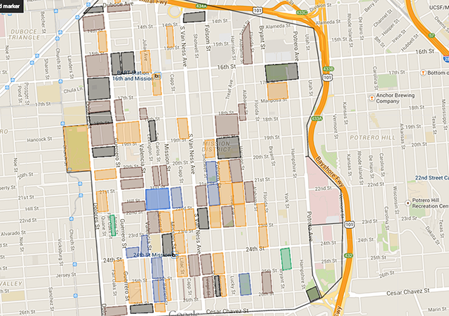 Where Does the Mission District End?