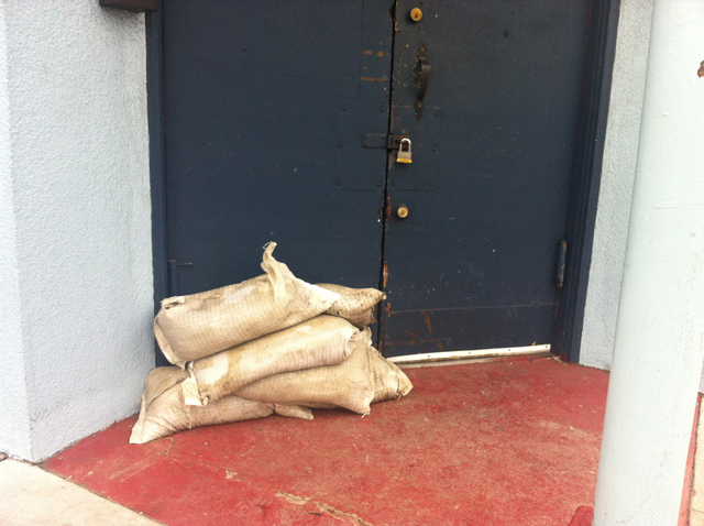 Businesses and Residents Prepare for Floods