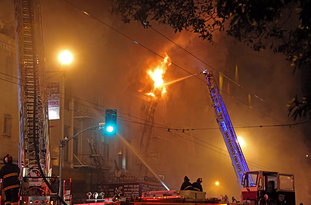 Tenants from Mission and 22nd Fire Sue Landlord