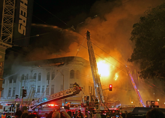 Fire Victims Lawyer Up Against Mission Landlord