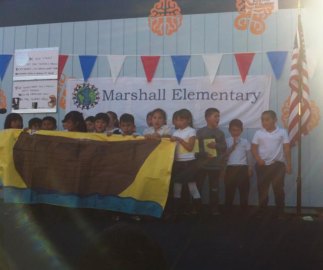 Marshall Elementary Celebrates 100 Years