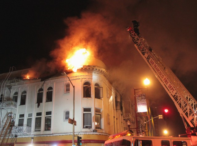 Family of Man Killed in 22nd St. Fire Sues Landlord