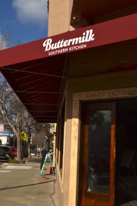 Work continues on Buttermilk Southern Kitchen