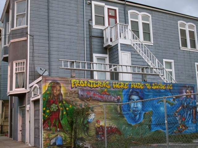Mission Mural Photo by Kathleen Narruhn