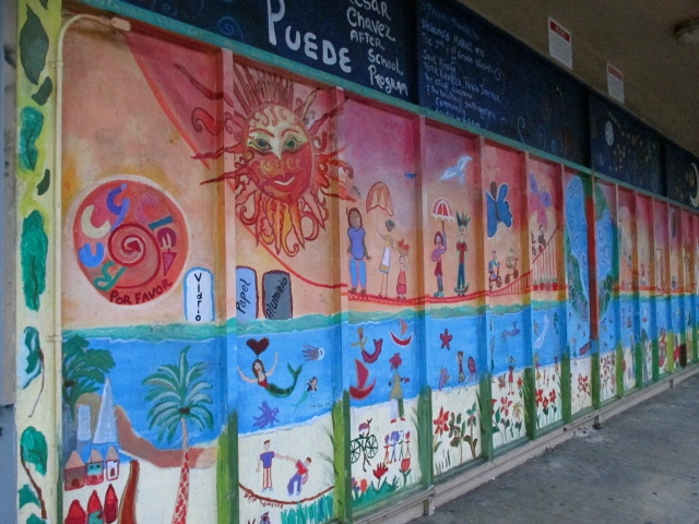 S. Van Ness Mural Photo by Kathleen Narruhn