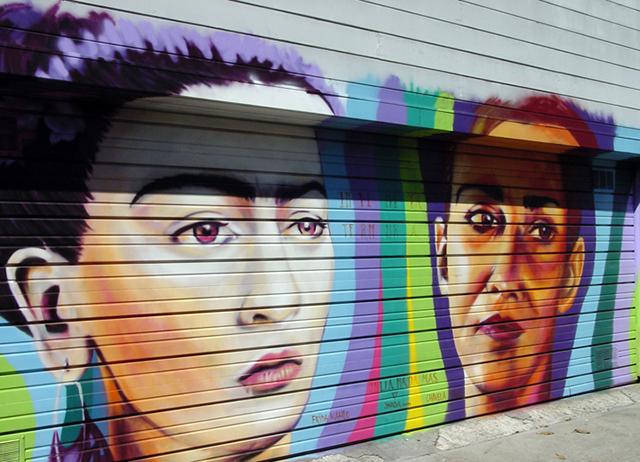 Frida y Julia Photo by Cynthia Wigginton