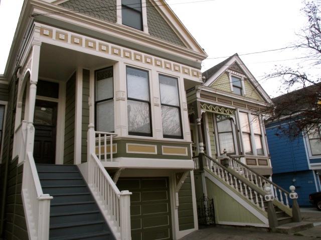 Nice old Homes Photo by Kathleen Narruhn