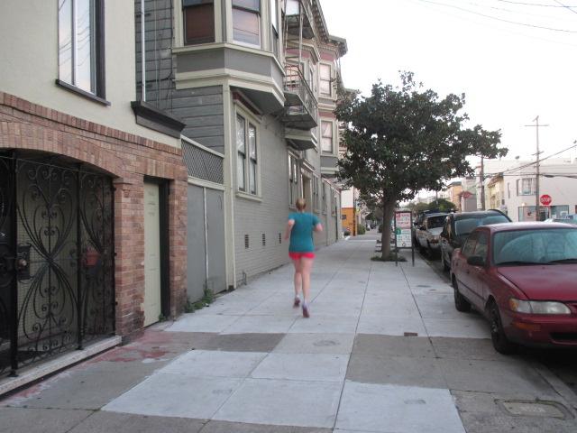 Run Run Run Photo by Kathleen Narruhn