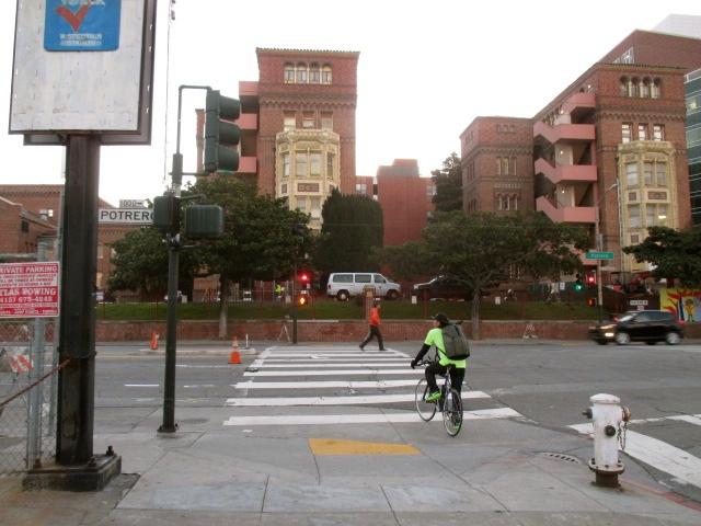 Biking to Work Photo by Kathleen Narruhn