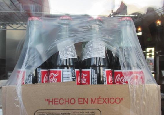 Coca Cola Import