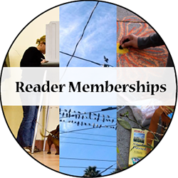 Reader Memberships