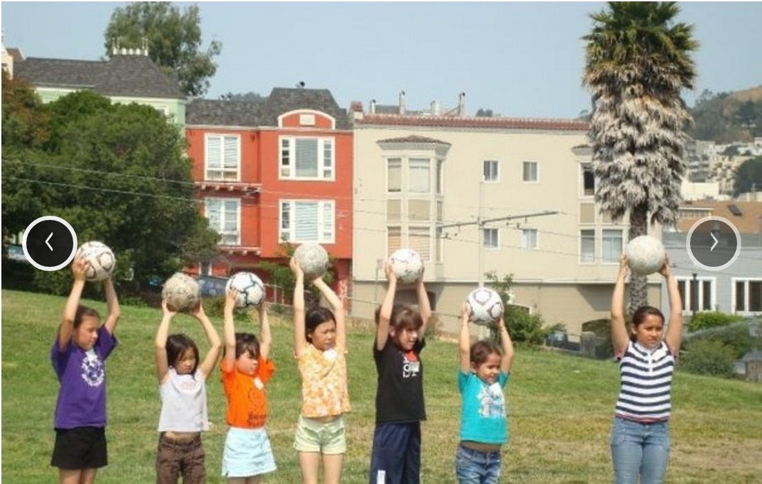 """San Francisco Summer camp is on —in """"pods"""" of 12"""