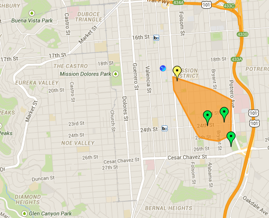 Power Out in Much of Mission