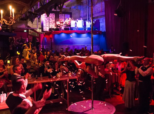 Burlesque Circus To Take Its Last Naughty Flight