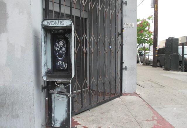 No Phone Calls Here