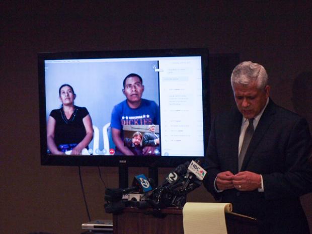 La Policía Disparó al Joven de 20 Años por la Espalda, Dicen los Abogados