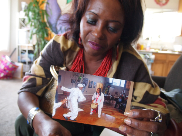 Mother Seeks Justice and to Remain in a City that Claimed Her Son's Life