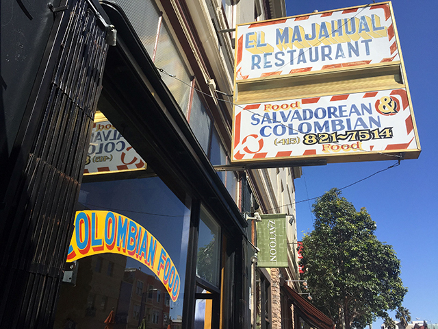 El Majahual on Valencia St. and Time Lost