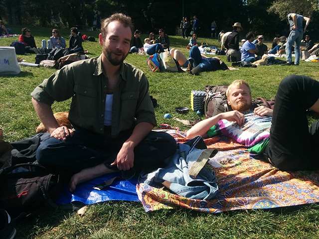 Dolores Park Follies: Where Are The People From?