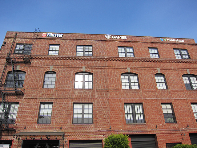Previous Westinghouse building now housing many tech companies (though, Mobshop now defunct). Photo by Lily Liang