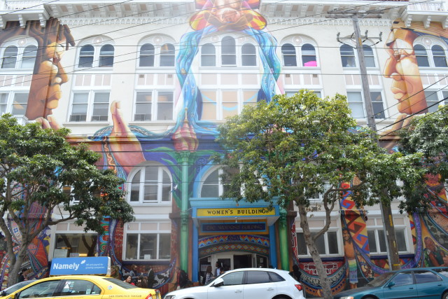 Neighborhood Notes: 25 years of Women's Building mural, 'Maestrapeace'